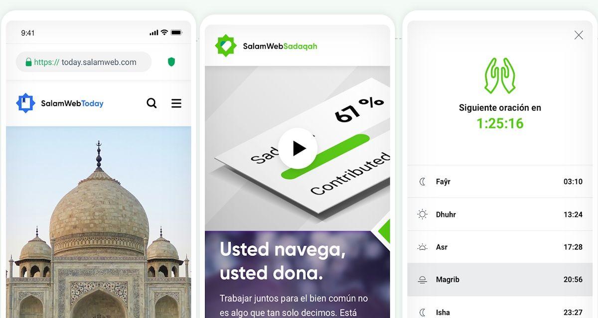 salamweb app