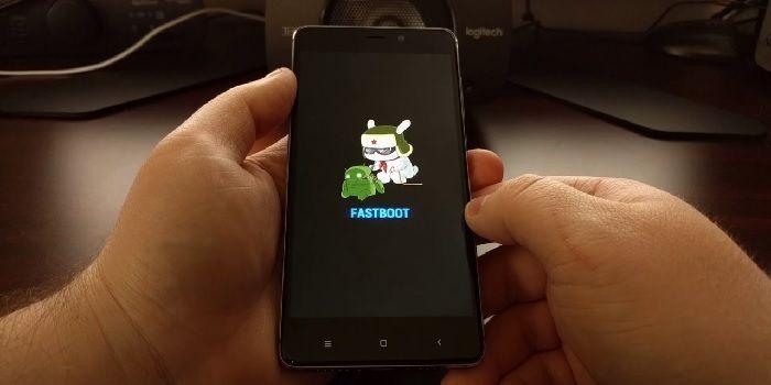 Cómo salir del modo fastboot en Xiaomi