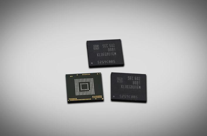samsung 256 gb flash