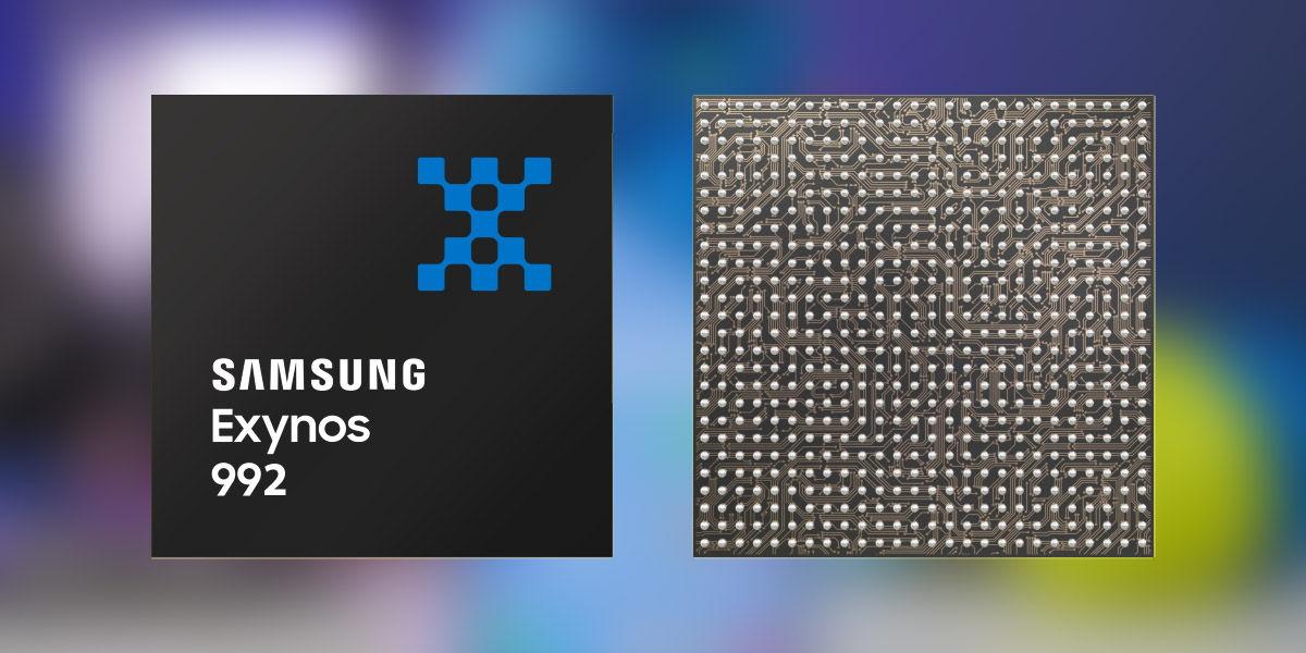samsung exynos 992 5 nm galaxy note 20