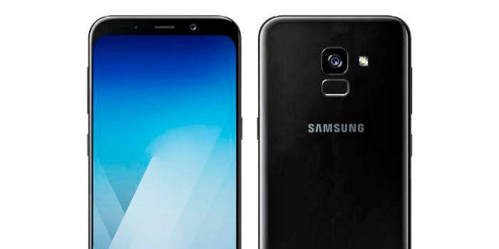 Samsung Galaxy A5 2018 filtrado
