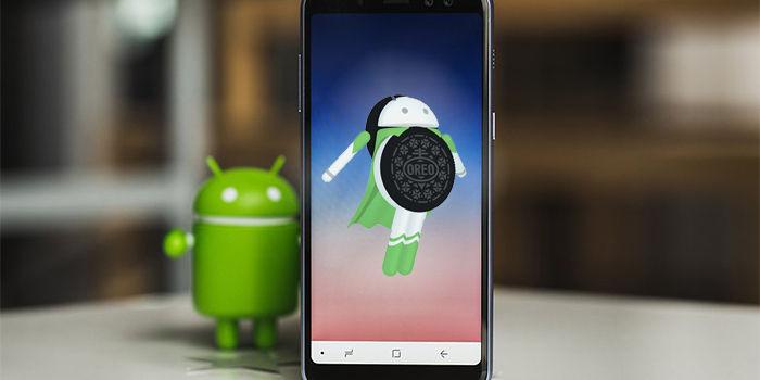 samsung galaxy a8 2018 android oreo actualizacion