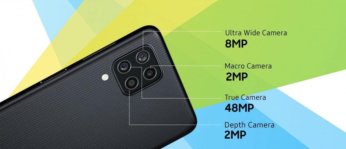 Samsung Galaxy F22 cámara