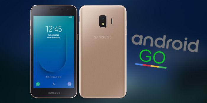 samsung galaxy j2 core android go caracteristicas