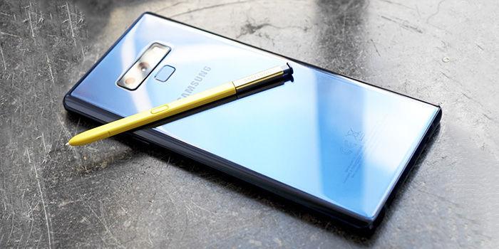 Samsung Galaxy Note 10 con 5G