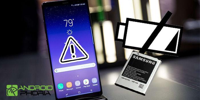 La historia se repite: Reportan fallos en la batería del Galaxy Note8