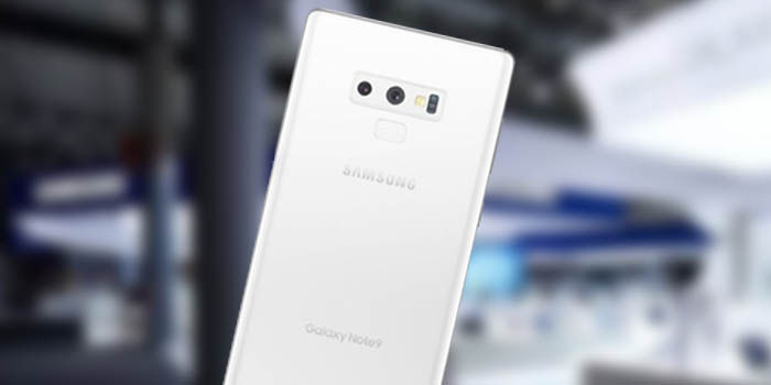 samsung galaxy note 9 color blanco 23 noviembre