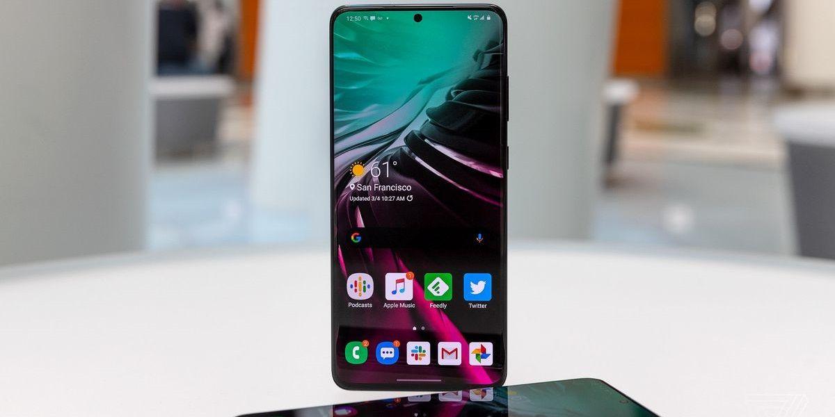 Samsung Galaxy™ S20+ de oferta