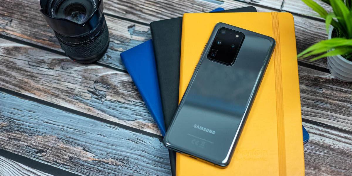 samsung galaxy s20 ultra mejor móvil fotos zoom 2020