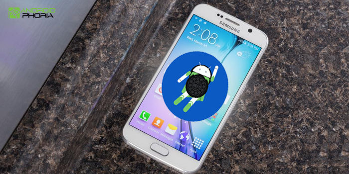 android 8 oreo for galaxy note 5