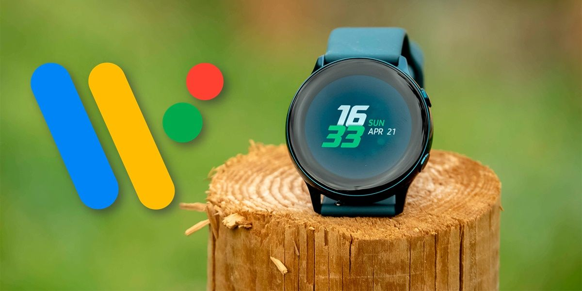 samsung galaxy watch con wear os