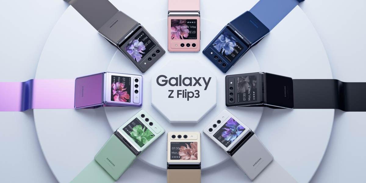 samsung galaxy z flip 3 filtraciones