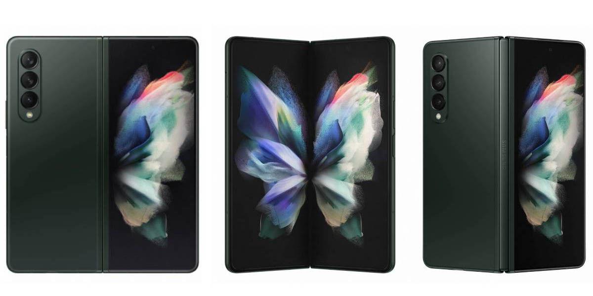 samsung galaxy z fold 3 precio oficial filtrado