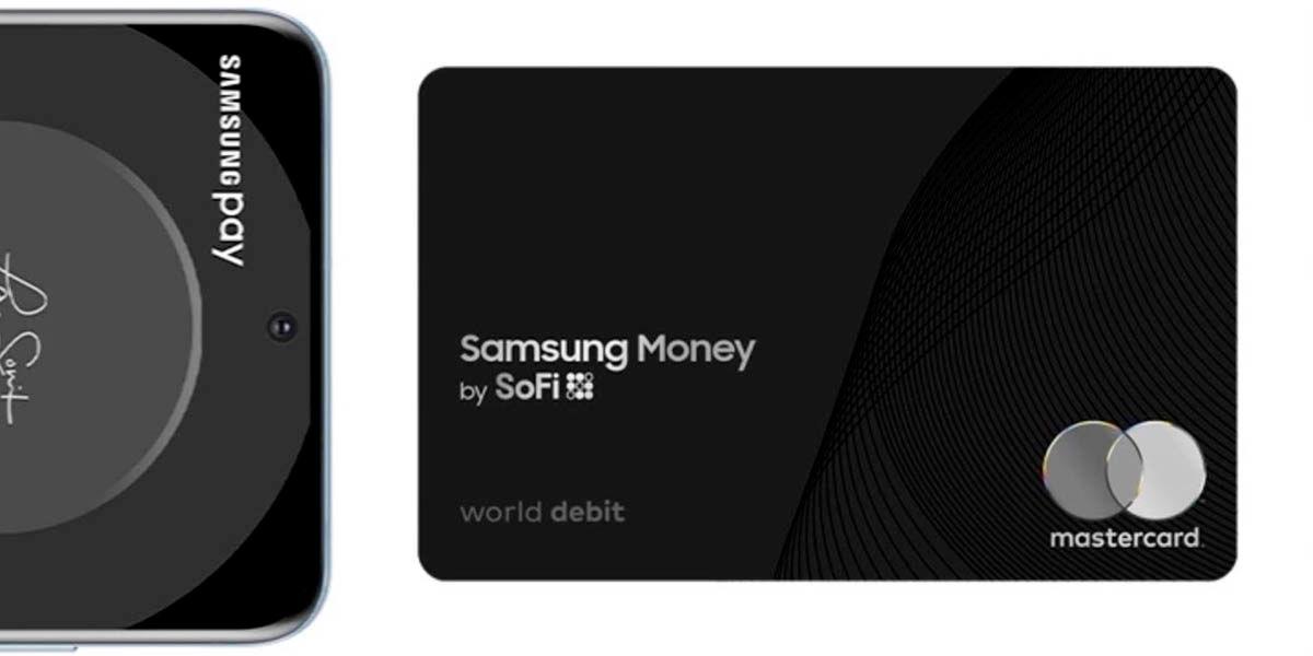 samsung money la tarjeta física que compite con apple card