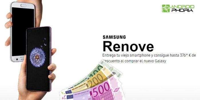 e2e309cb0d6 Así funciona el plan renove de Samsung para la compra de tu Galaxy S9
