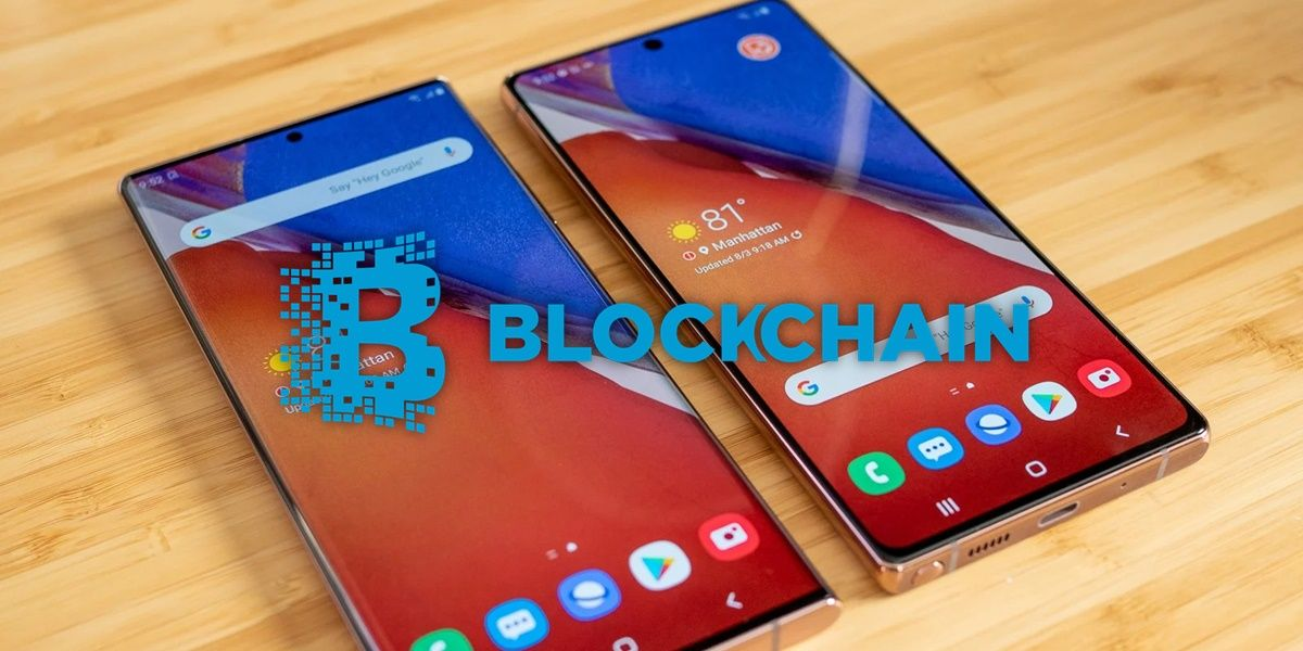 samsung private share app basada en blockchain