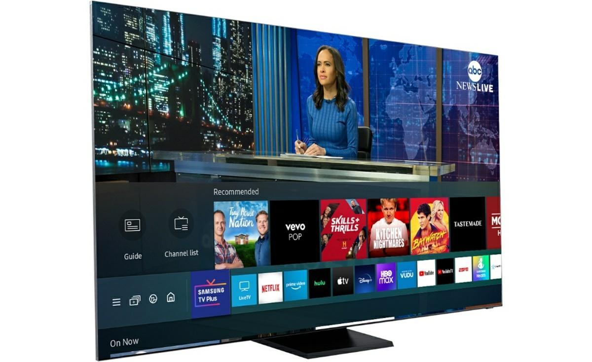 samsung tv plus que es