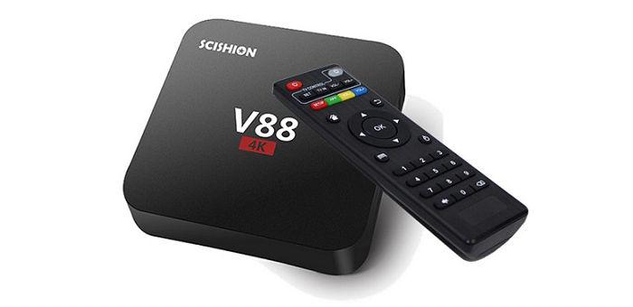 TV Box Scishion descuento