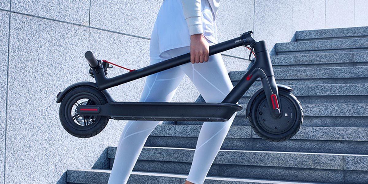 scooter renovado xiaomi