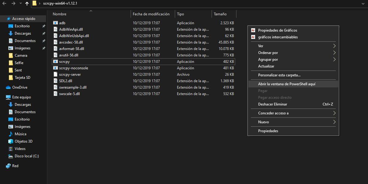 hacer capturas de pantalla aplicaciones bloqueadas android