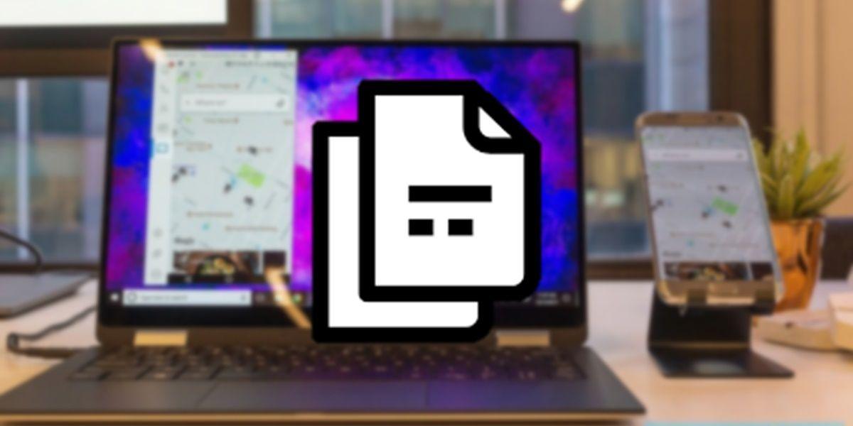 scrcpy mejora copy paste e incorpora nuevas funciones en version 1.4
