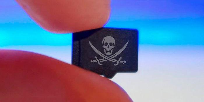 Comprar microSD falsa