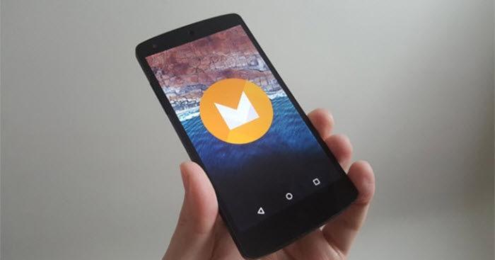 segunda version android m