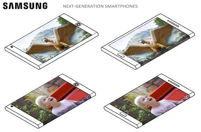 segundo render de samsung para pantallas traseras