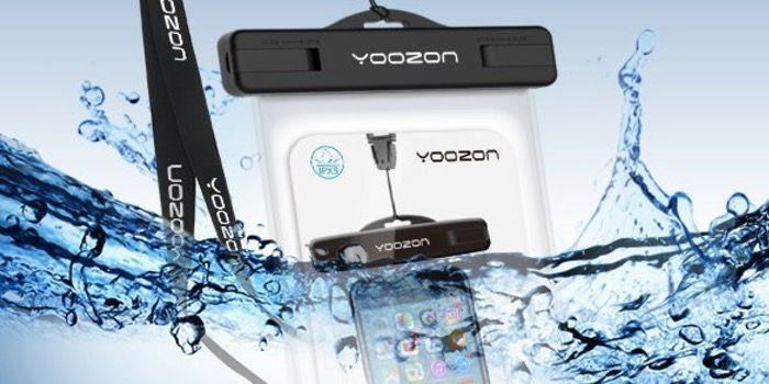 seguras las fundas acuáticas para móviles