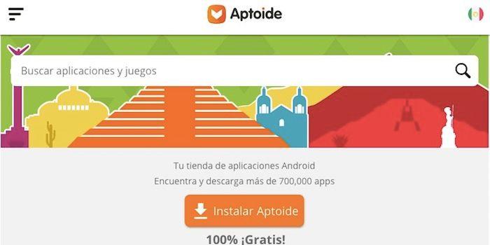 seguro descargar Aptoide