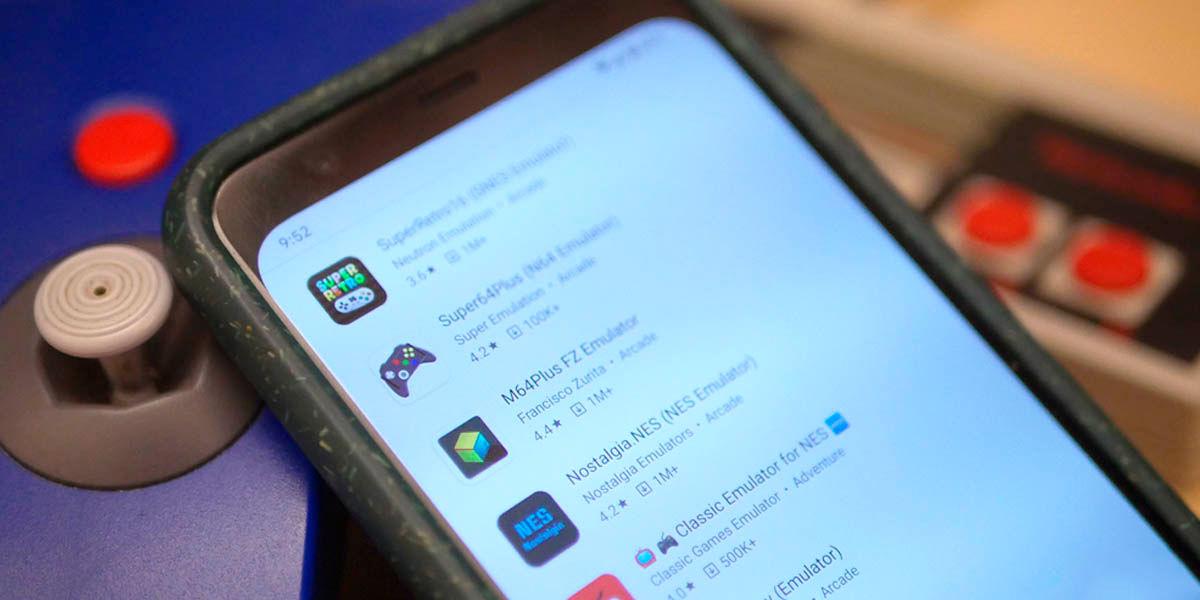 seleccionar mejores emuladores consola android