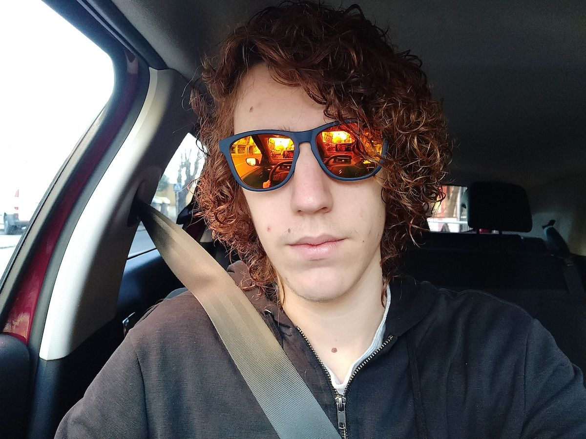 selfie oneplus 5t