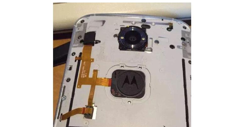 sensor de huellas nexus 6
