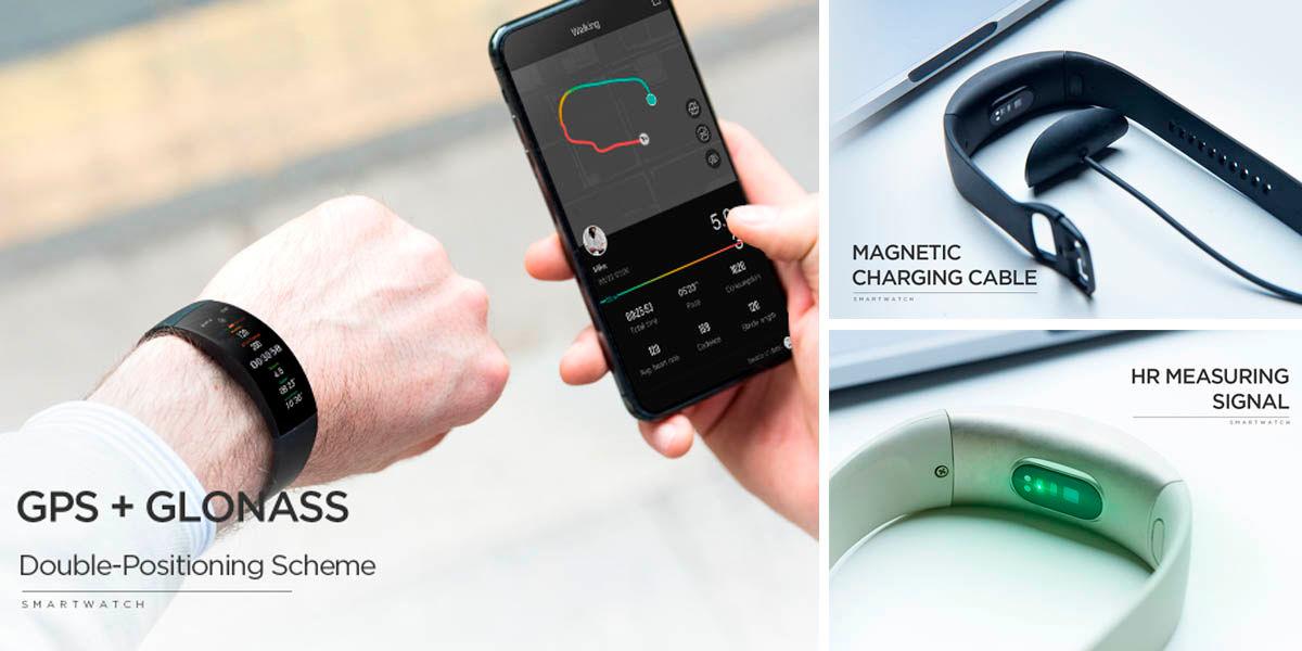 sensores y funciones xiaomi amazfit x