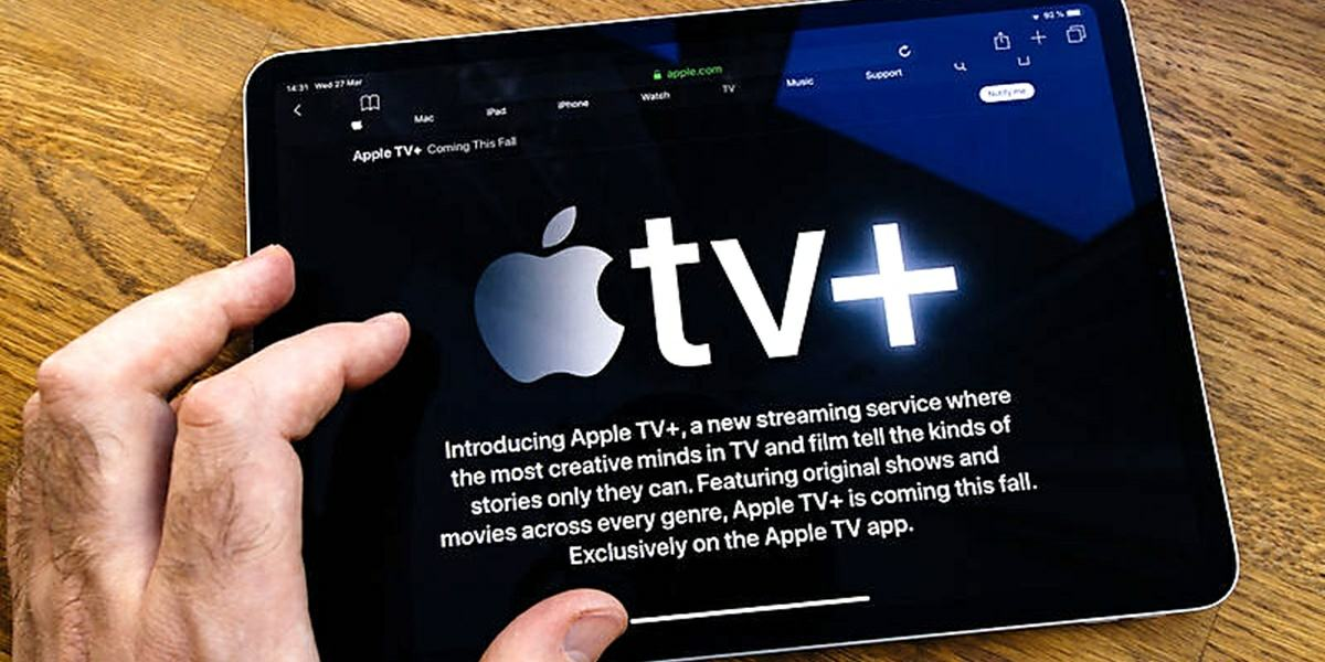 series gratis en apple tv para superar el confinamiento