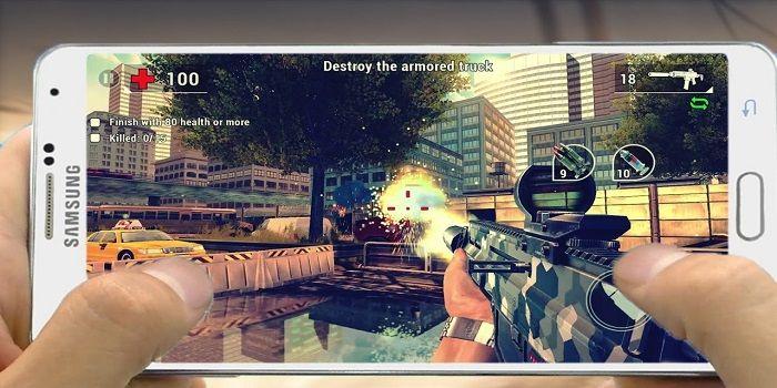 juegos de disparos para android