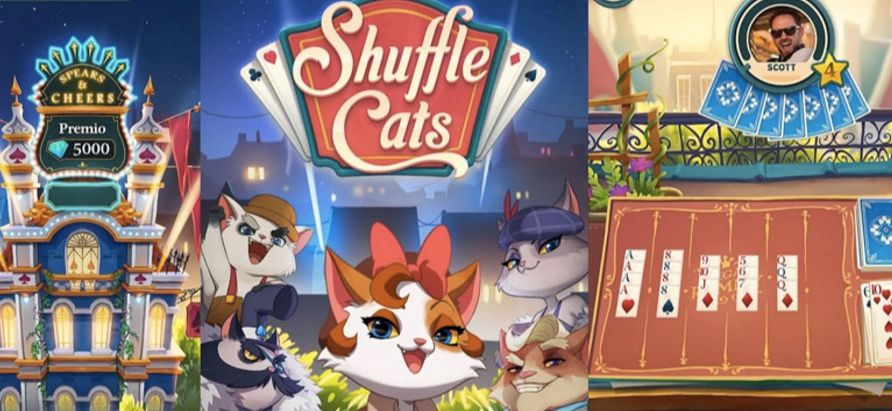 shuffle cats android