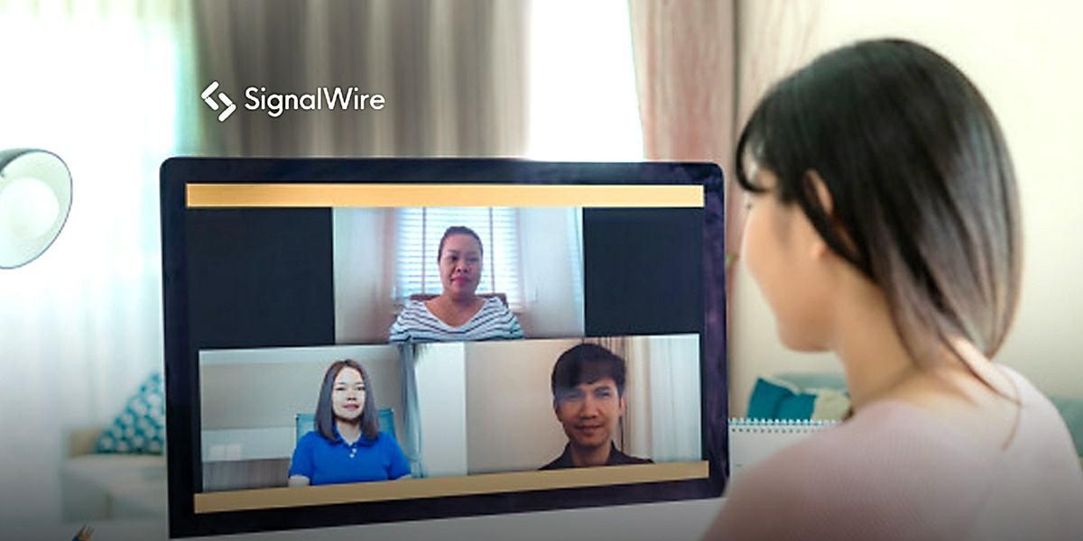 signalwire work una nueva app de videollamadas alternativa a zoom