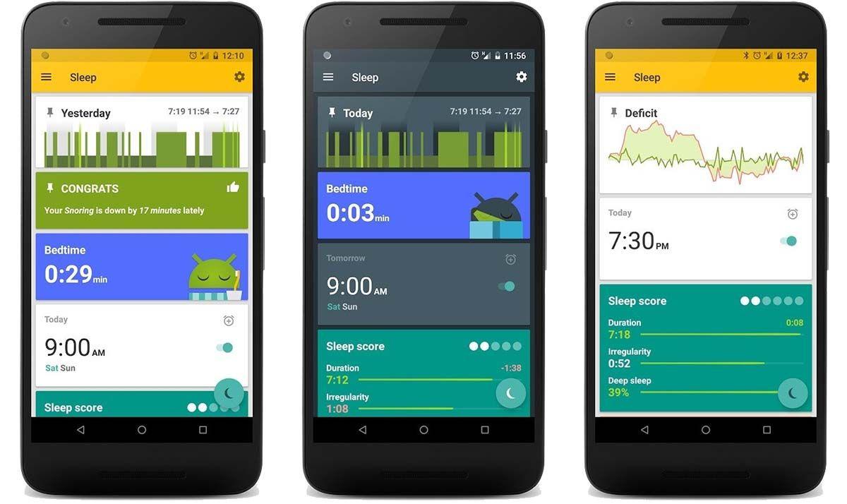 sleep api para aplicaciones como sleep as android