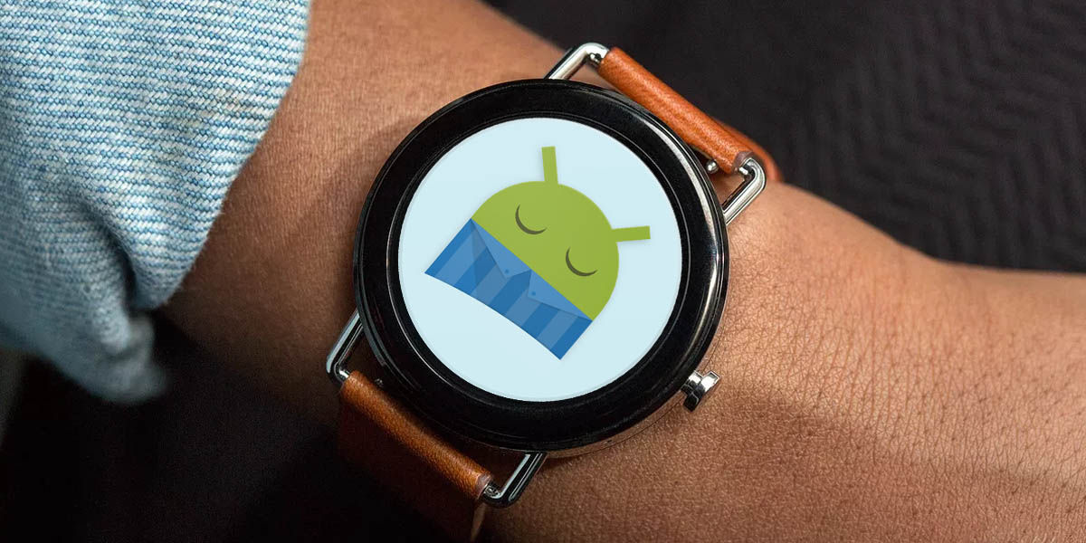 sleep as android wear os