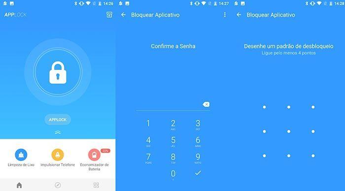 smart app lock libre