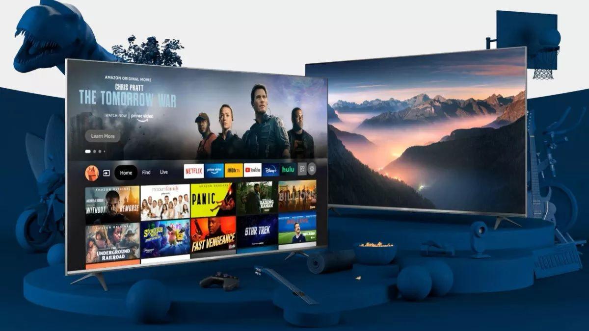 smart tv amazon fire tv 4 y fire tv omni