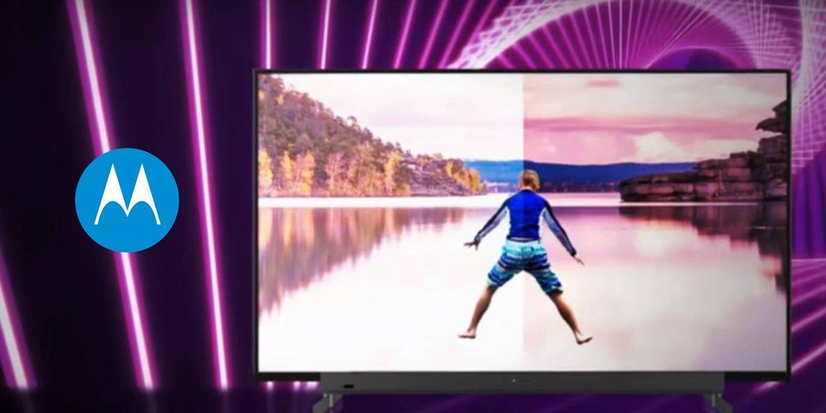 smart tv motorola especificaciones
