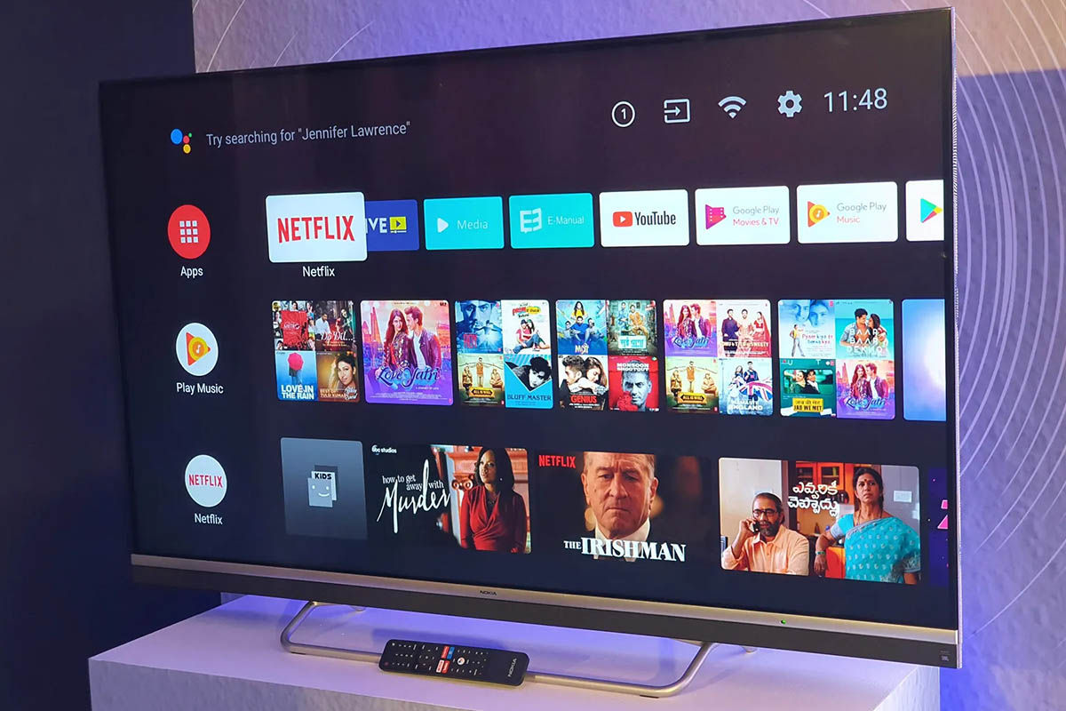 smart tv nokia con android tv españa