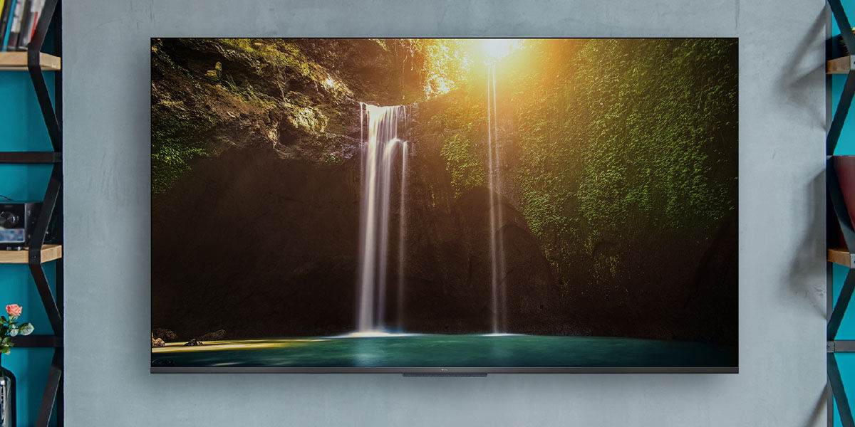 smart tv tcl p81 android tv 4k hdr pro