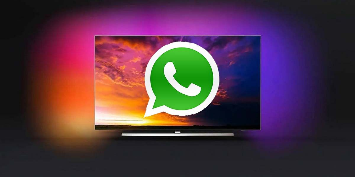 Smart TV con WhatsApp