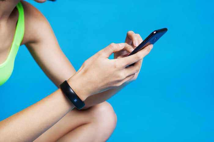 Meizu smartband
