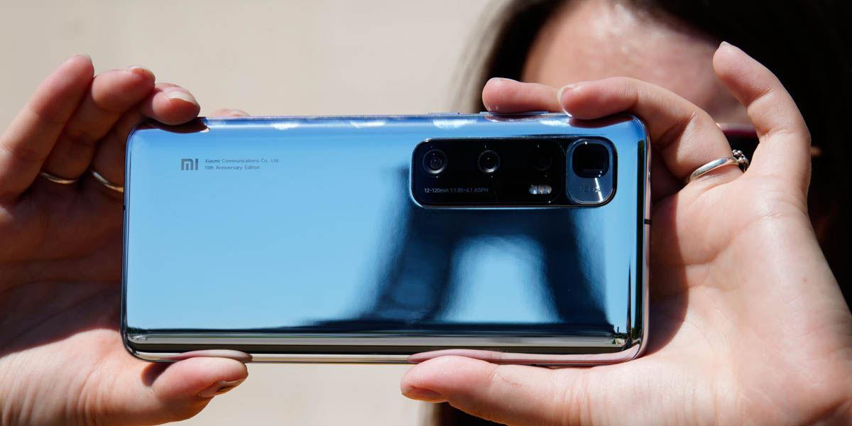 smartphones con zoom óptico 10x