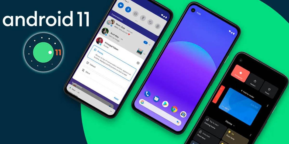 smartphones motorola recibirán android 11