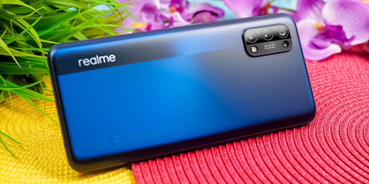 smartphones realme que actualizarán android 11